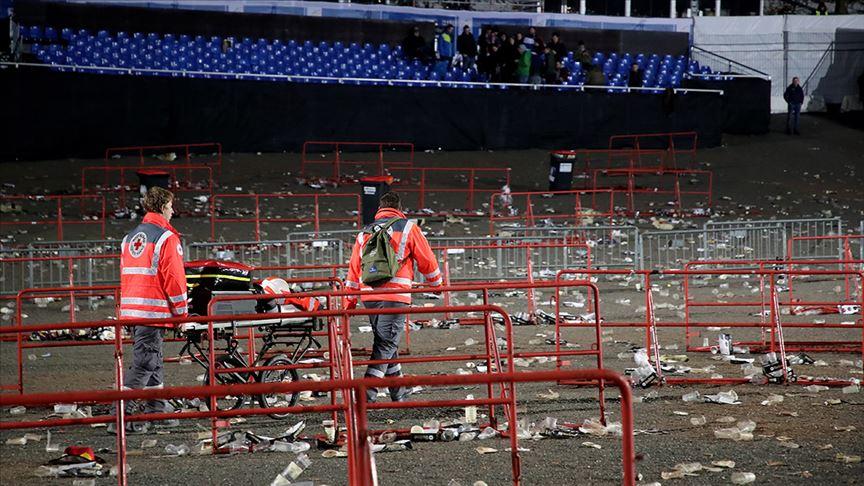Avrupa'daki kötü hava koşulları nedeniyle bazı futbol maçları ertelendi