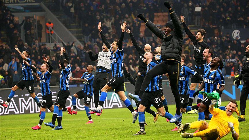 Serie A'da Milano derbisini Inter kazandı