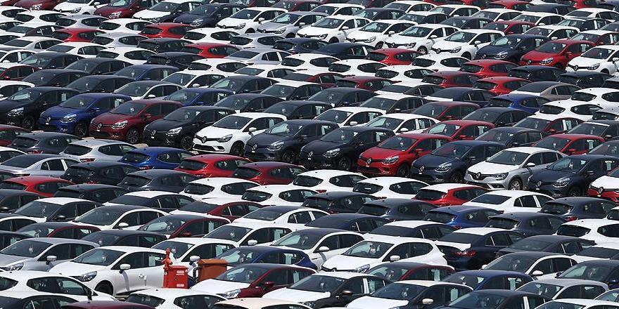 Otomobil pazarı ocak ayında büyüdü