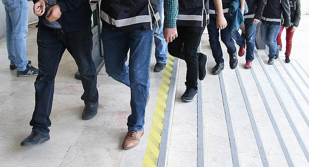 Samsun'da IŞİD şüphelisi 4 kişi yakalandı