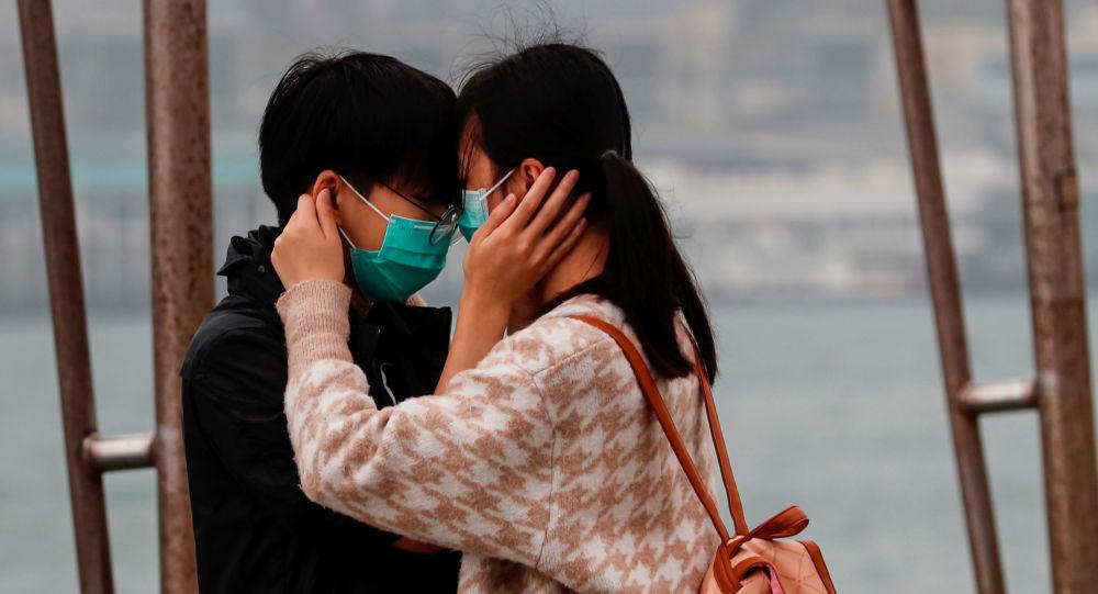 Koronavirüsle savaşan Çin'de sevgililer günü hediyeleri değişti
