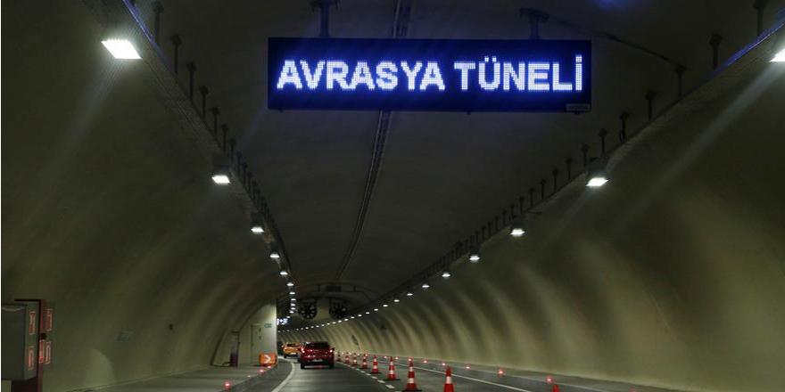Avrasya Tüneli geçişlerinde KDV indirimi yürürlüğe girdi