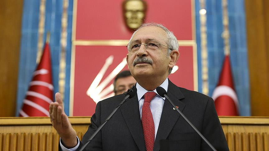 Kılıçdaroğlu: Osman Kavala serbest bırakılmalı