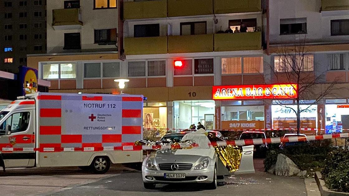 Almanya'da Türklerin de öldüğü silahlı saldırıda aşırı sağ şüphesi