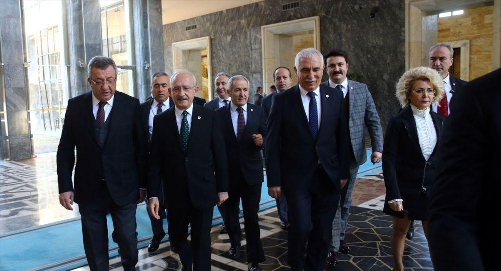 Kılıçdaroğlu'ndan Erdoğan'ın '1 dolar' suçlamasına yanıt