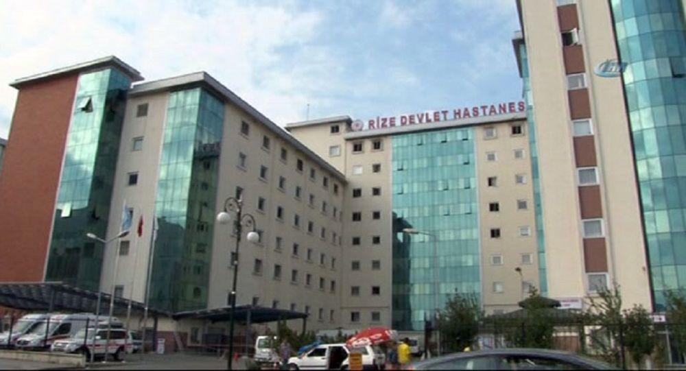 Rize'deki hastaya ait bilgileri sosyal medyadan paylaşan personele soruşturma