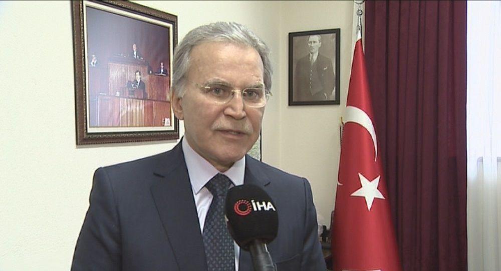 """""""Abdüllatif Şener darbe olacak diye AK Parti'den aday olmadı"""""""