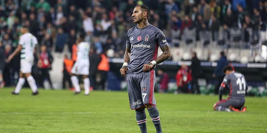 Beşiktaş'tan son 5 sezonun en kötü deplasman performansı