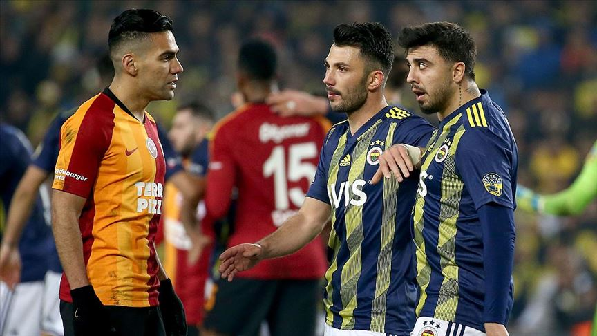 Fenerbahçeli futbolcu Ozan Tufan: Hakemin buraya iyi niyetle gelmesi lazım, iyi niyet yok