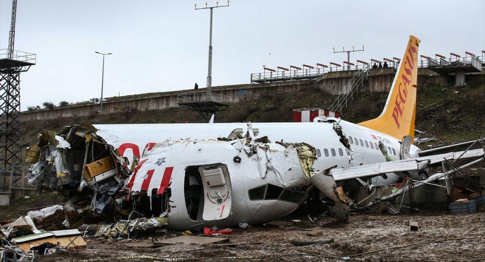 Sabiha Gökçen'de pistten çıkan Pegasus uçağının kaptan pilotu adliyeye sevk edildi
