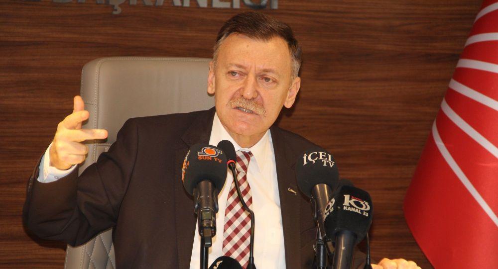 CHP'de Kılıçdaroğlu'nun ilk rakibi Aytuğ Atıcı