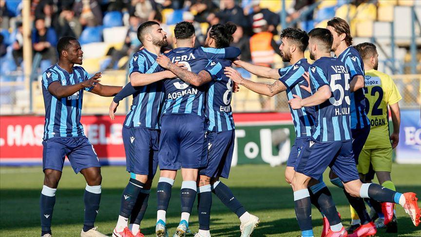 """Çeyrek asırlık Süper Lig özlemi bulunan Adana Demirspor """"kritik virajda"""""""