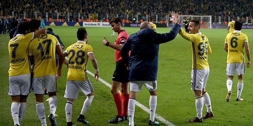Fenerbahçe'de Valbuena ve Soldado 11'e