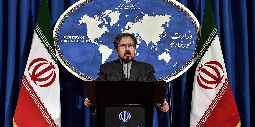 İran Dışişleri Bakanlığı Sözcüsü Kasımi: Türkiye ile ilişkilerimiz iyi seviyede