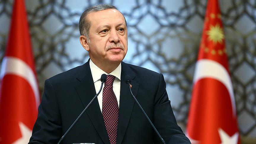Erdoğan: Suriye halkı 'Bu iş bitti' demeden oradan çıkma niyetimiz yok
