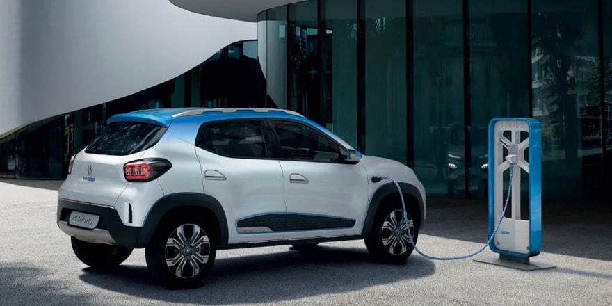 Renault grubundan elektrikli araç yağmuru