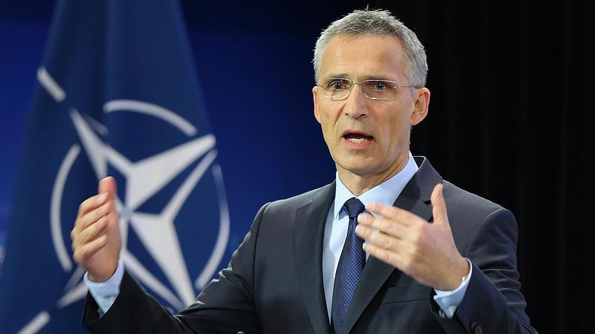 Stoltenberg: Türkiye'ye halihazırda destek sunuyoruz