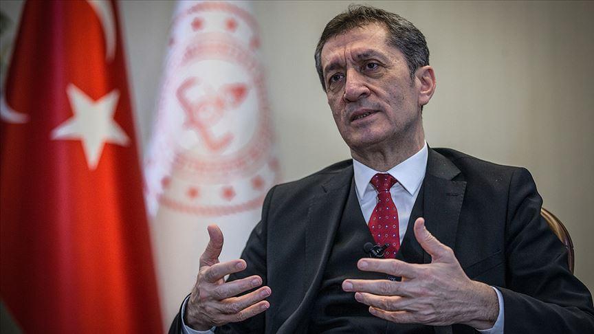 Milli Eğitim Bakanı Selçuk'tan koronavirüs açıklaması