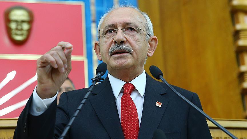 Kılıçdaroğlu'ndan Odatv tutuklamalarına tepki