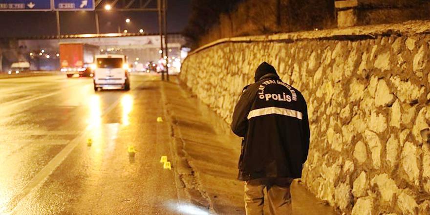 Ankara'da kaza kurşunu ile 1 polis şehit oldu