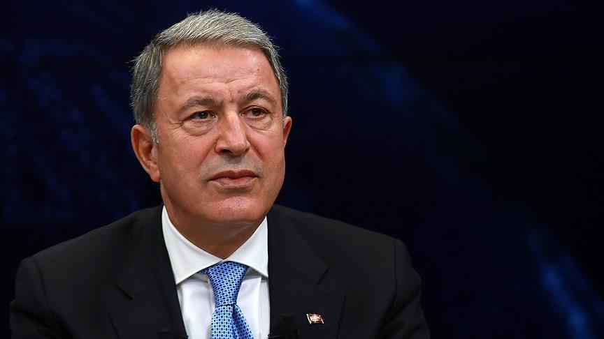 Milli Savunma Bakanı Akar: Rus heyetle büyük oranda mutabakat sağladık