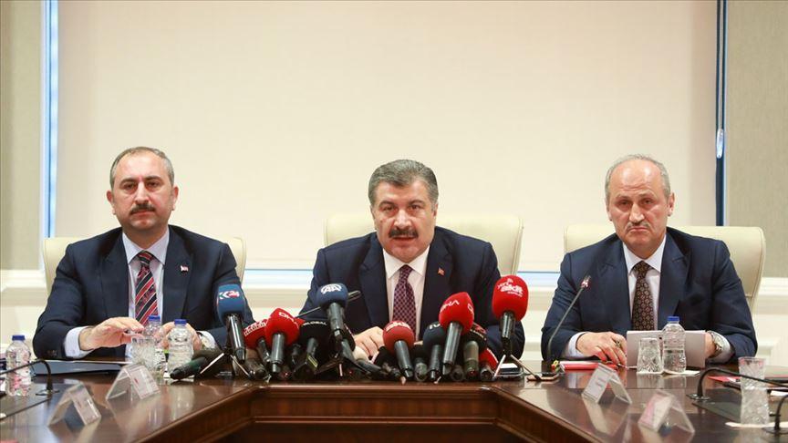 Sağlık Bakanı Koca: Koronavirüs vaka sayısı 5'e yükseldi