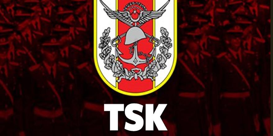 TSK'dan Afrin açıklaması: 'Bir tankımız isabet aldı, personel zayiatı yok'