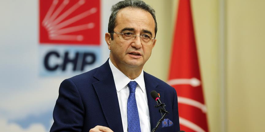 CHP Parti Sözcüsü Tezcan'dan 'kumanya' açıklaması