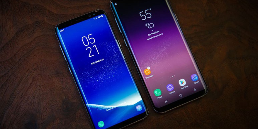 Galaxy S10 yerine Galaxy X geliyor!