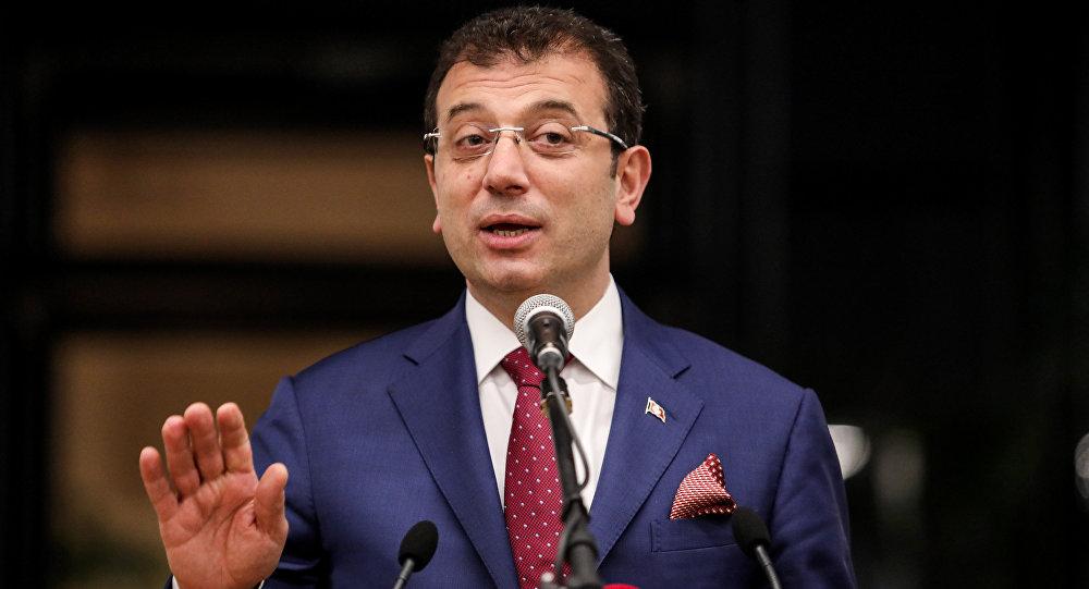 İmamoğlu: Şu an pandeminin Türkiye'deki merkezi İstanbul