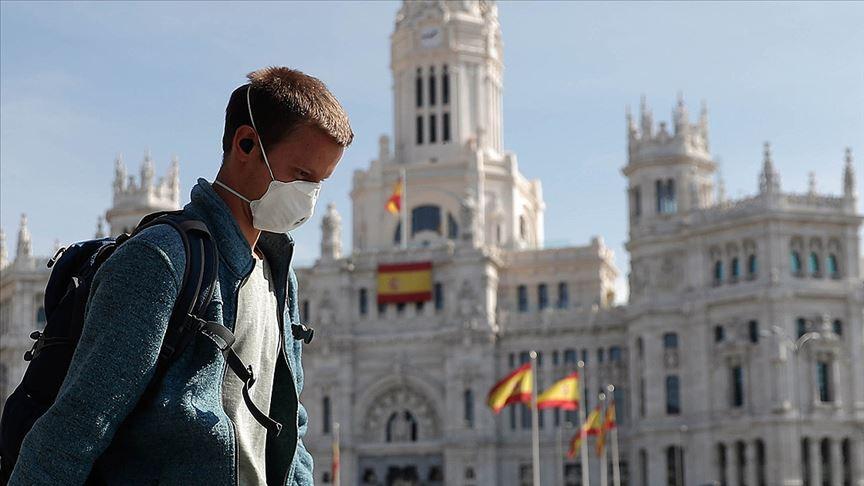 İspanya'da 24 saatte kaydedilen en yüksek ölü sayısı