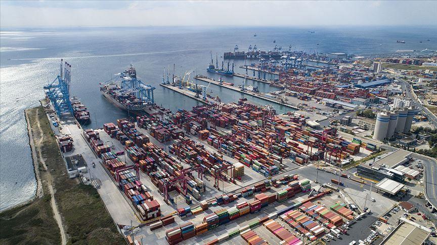 Dış ticaret açığı yüzde 72 artışla 2 milyar 981 milyon dolara yükseldi