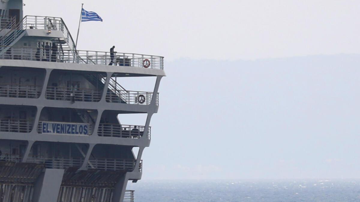 """""""Yaklaşık 70 Türk koronavirüs nedeniyle Yunan gemisinde tedavi altında"""""""