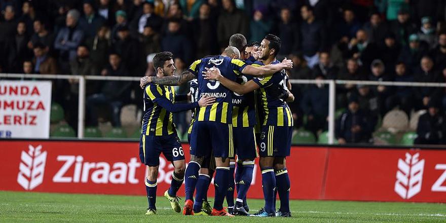 Fenerbahçe kupada yarı final için sahada