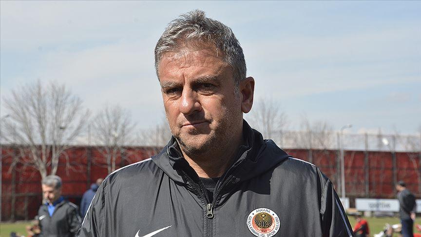 Hamza Hamzaoğlu: Ligin kalan 8 haftası oynanmalı