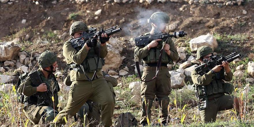 İsrail'in müdahalesinde Batı Şeria'da 15 Filistinli yaralandı