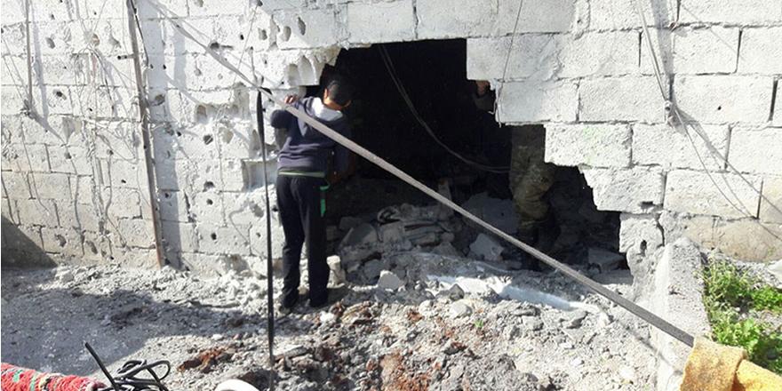 YPG sivillere roket attı: 3 ölü 15 yaralı