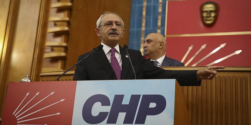 CHP Genel Başkan Kılıçdaroğlu: Bütün CHP'lilerin yanımda olmasını istiyorum