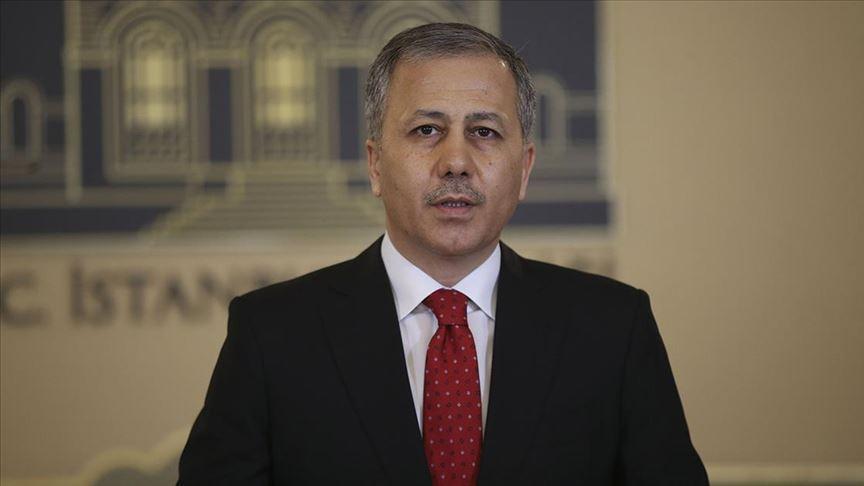 Vali Yerlikaya'dan haftasonu yasağı öncesi açıklama