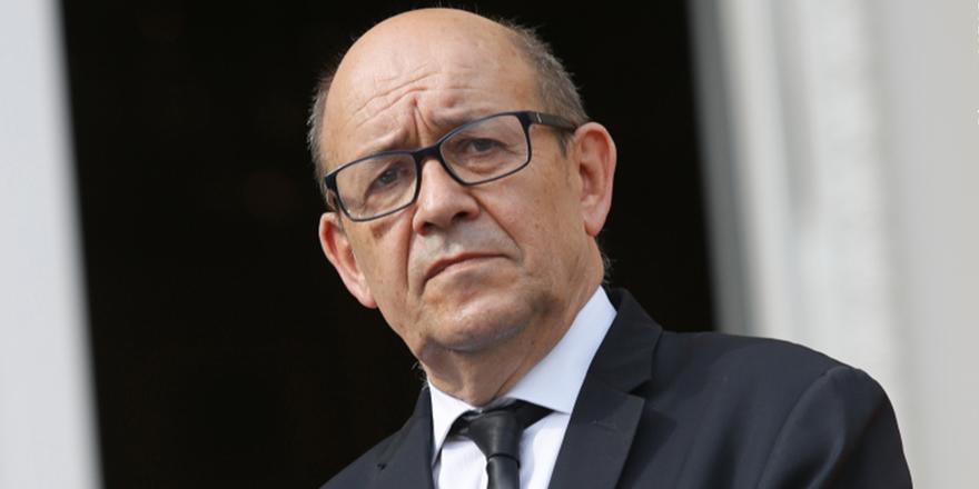 Fransa'dan çok sert Suriye açıklaması