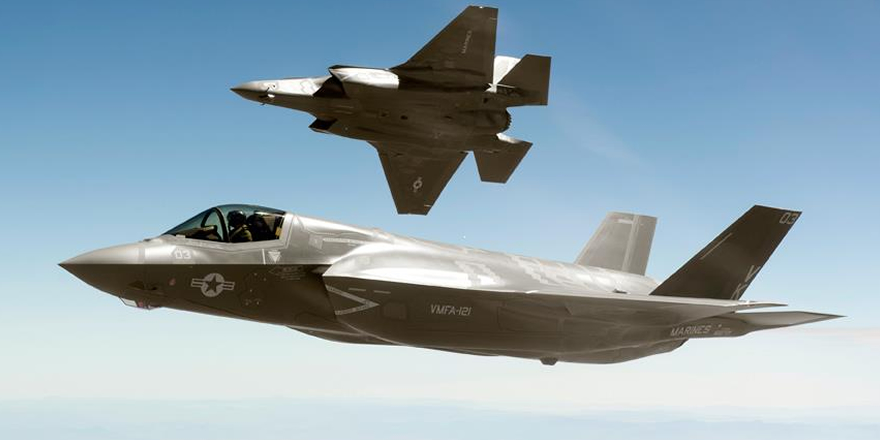ABD'den, Kuzey Kore füzelerine karşı F-35 önlemi