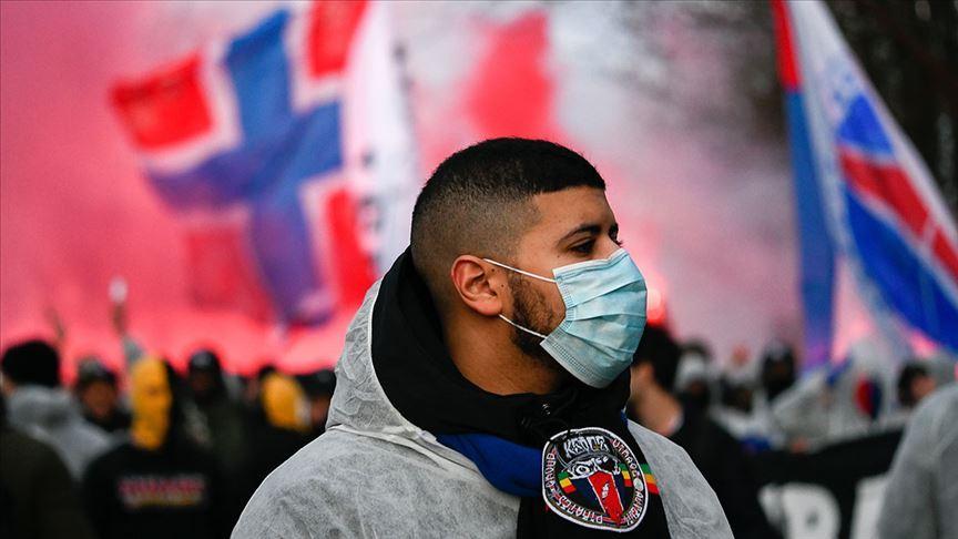 PSG'den koronavirüsle mücadele için 100 bin avro bağış