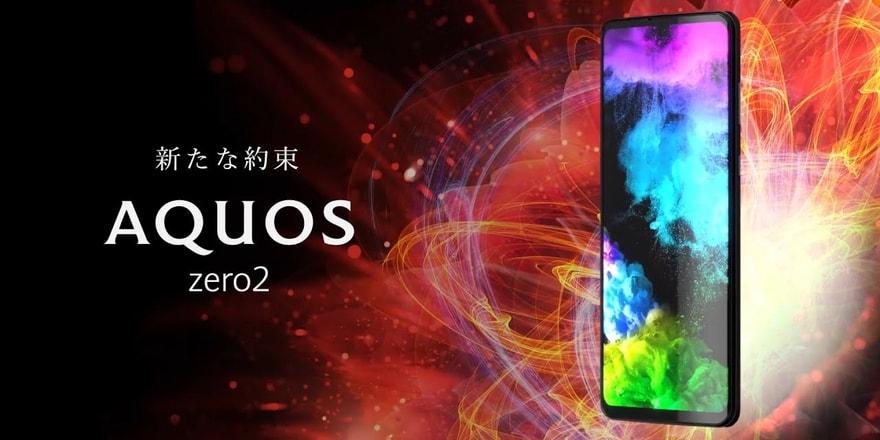 240Hz ekranlı Sharp Aquos Zero 2 global pazara açıldı işte fiyatı!
