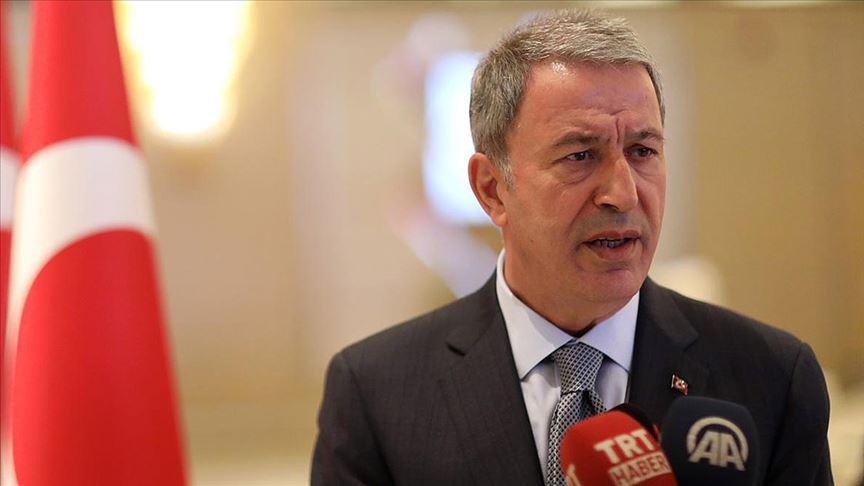 Milli Savunma Bakanı Akar: Ege'de yapılan tacizlerin izahı mümkün değil