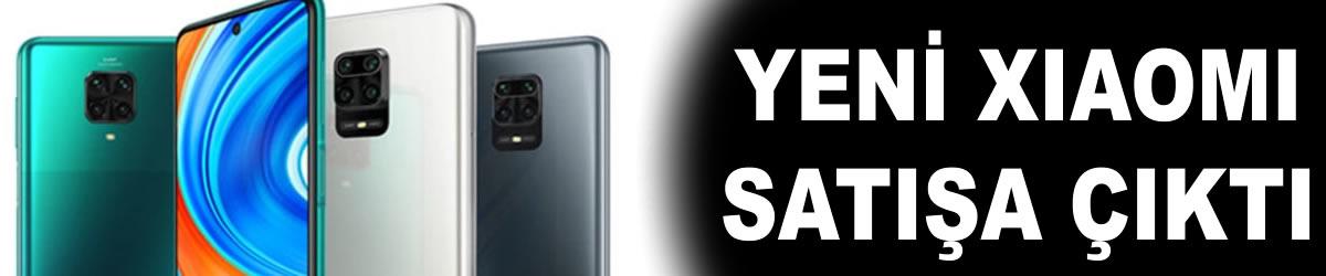 Xiaomi Redmi Note 9 Pro Türkiye'de satışa çıktı!