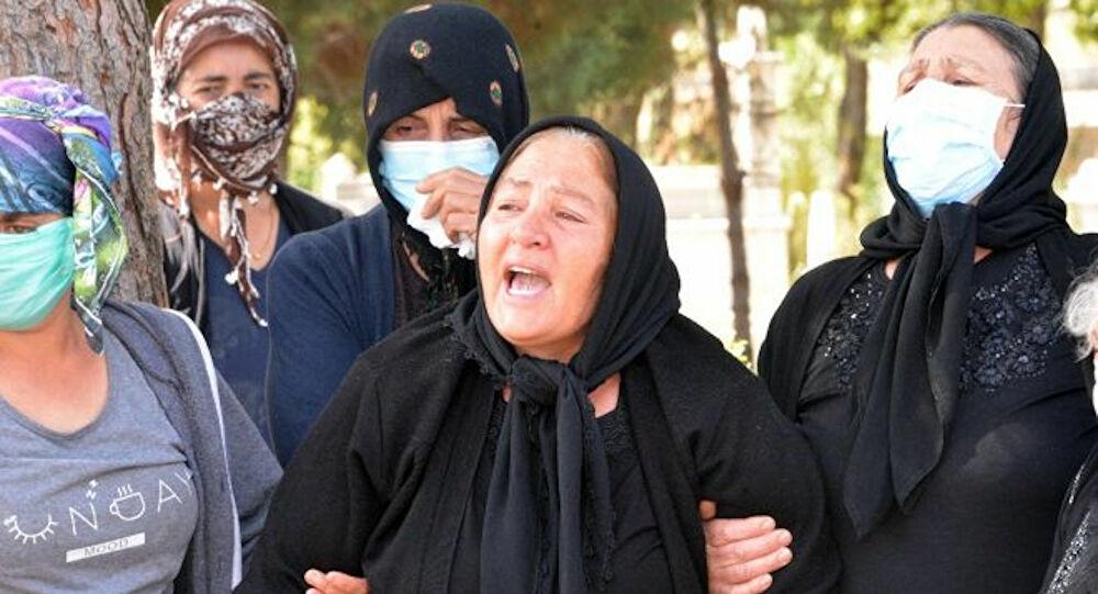 Milli boksörün öldürdüğü Zeynep'in annesi: Katil, kızımı parçaladın
