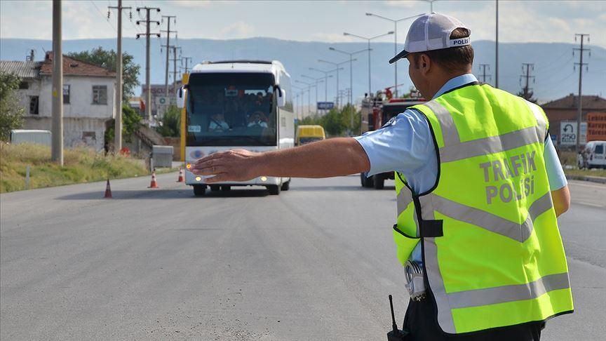 Emniyet Genel Müdürlüğü: 'Yeni trafik cezaları' paylaşımları gerçeği yansıtmıyor