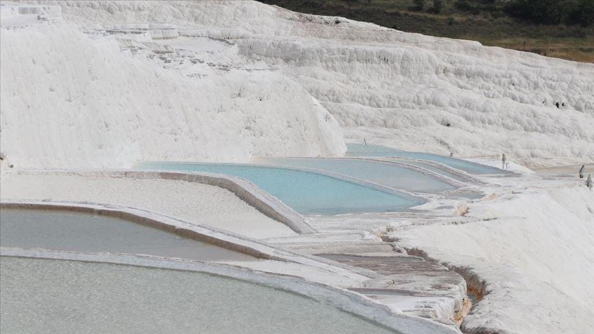 Pamukkale 1 Haziran'da misafirlerini daha 'beyaz' karşılayacak