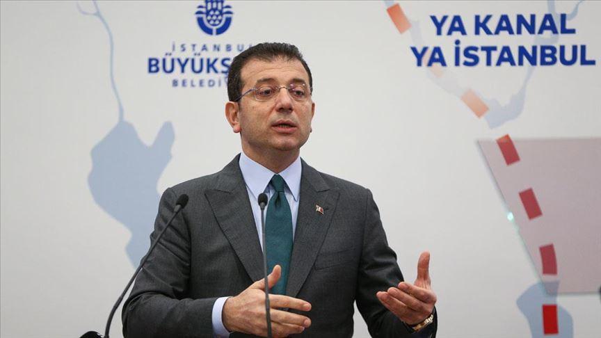 İmamoğlu: İBB Meclisi, İstanbul halkını cezalandırıyor