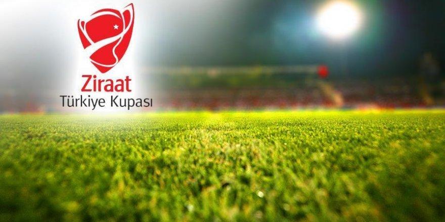 Türkiye Kupası son 16 turu ilk maç programı açıklandı